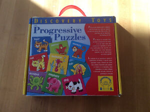 PUZZLES Discovery Toys