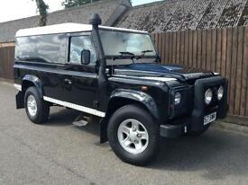 2007 Land Rover Defender County Ht