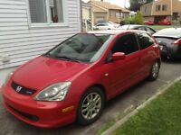 2003 Honda Civic SiR Bicorps