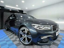 image for 2015 BMW 7 Series 3.0 730d M Sport Auto xDrive (s/s) 4dr Saloon Diesel Automatic
