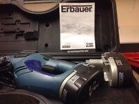 Erbauer 18V Reciprocating saw