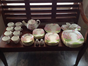 Royal Albert Blossom Time China Set