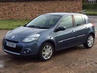 2010 Renault Clio 1.6 VVT Initiale Tom Tom 5 Door Automatic
