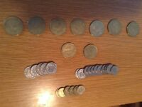 31 Coins from Greece - mixed denom.