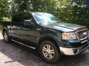 Camion Ford Lauriat 4X4 F150