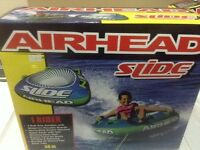 Airhead slide water towable tube