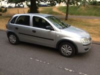 2005 05 vauxhall corsa life 1-2 twinsport 1.2 petrol low mileage