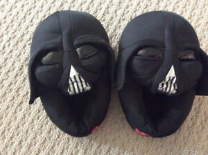 Darth Vader slippers size 10/11