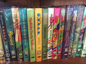 Collection of Whitman Children's Books