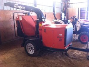 "wood chipper - Echo Bearcat 6"" CH6670H (76624) hydraulic"