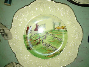 Antique hunter plates for sale London Ontario image 2