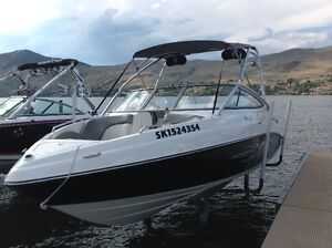 Wakeboard boats for sale in calgary kijiji classifieds for Yamaha ar230 boat cover