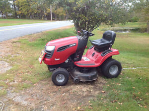 For sale lawn tractor.