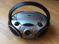 Portable CD/Radio Player