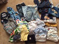 Baby boys clothes bundle - 6-9 months
