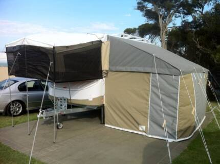 2011 Jayco Outback Swan Elanora Heights Pittwater Area Preview