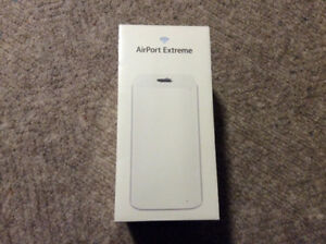 Apple AirPort Extreme wireless network
