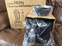 VonShef Black Blender model 13/315 NEW IN BOX
