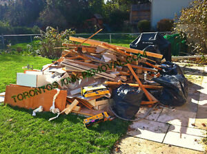TORONTO'S JUNK REMOVAL, DEMOLITION AND POWER WASHER SERVICE!!