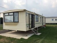 Steeple Bay country park holiday caravan to let