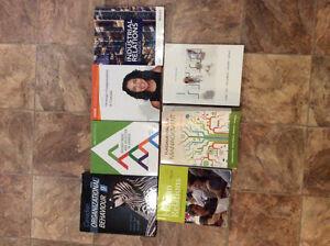 Human resource management textbooks
