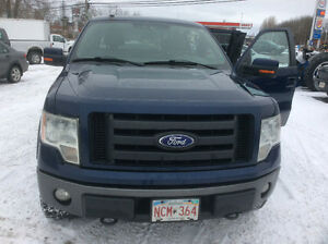 2009 Ford F-150 FX4 4x4 Flair side every option of 2009 $$5000.0
