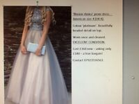 Stunning prom dress for sale