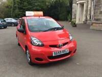 Toyota Aygo 1.0, 2009, Finance Available, Warranty available, 12 months MOT, Very good condition