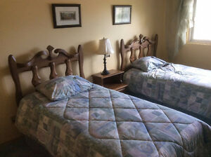 Twin Bed Mattress and Boxspring - Excellent Condition!