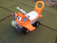 Cars ride along toy