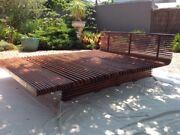 Stunning Designer King/Queen Bed Frame Aspendale Kingston Area Preview