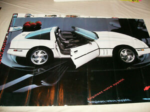 CHEVY AND PONTIAC 1987-89 POSTERS Cornwall Ontario image 4