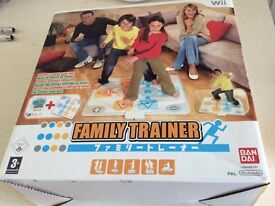 Wii TRAINER GAME & MAT