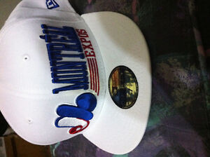 Mlb Montreal expos fitted hat new era 7,5/8 new with sticker