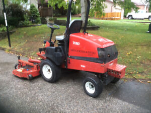 Toro 60 inch lawnmower from California