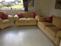 FREE 3 piece suite sofa 3 + 2 + 1 FREE