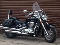 Suzuki Intruder VL 800. 2013. Only 2388miles. Delivery Available *Credit & Debit Cards Accepted*