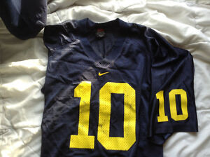 Tom Brady Michigan Wolverines Jersey Authentic