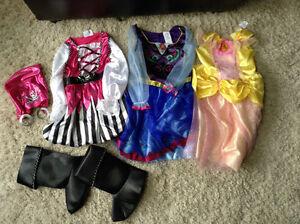 Tons Kids costumes: Disney, Scobby, dragon, devil,transformer Edmonton Edmonton Area image 1