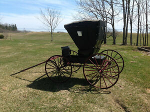 3 HORSE BUGGIES...negotiable....see pictures London Ontario image 4