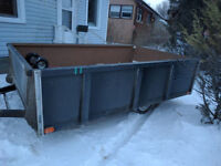 MOVERS (TRUCK N 10' TRAILER)