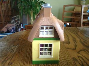 STEP 2 DOLLHOUSE WHIT SOUNDS MUSIC WHITH BUILT IN FURNITURE Gatineau Ottawa / Gatineau Area image 4