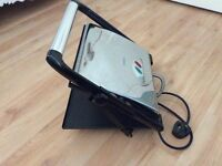 Panini / Toastie Maker (Like New)