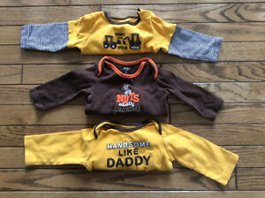 Boys 9m clothes