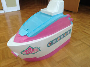 Barbie Cruise Ship / Bateau Barbie