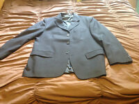 Suit Jacket and Pants – Package Deal! $40