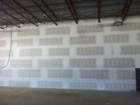 Drywall ( boarder ,taper ,finisher )