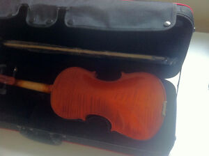 For Sale -- 4/4 Gewa Violin Ideale St. John's Newfoundland image 3