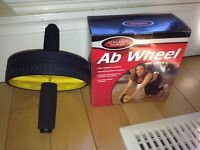 AB WHEEL with box it came in  $8