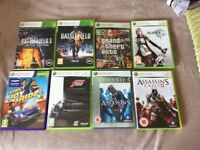 8 games bundle all working Only £25